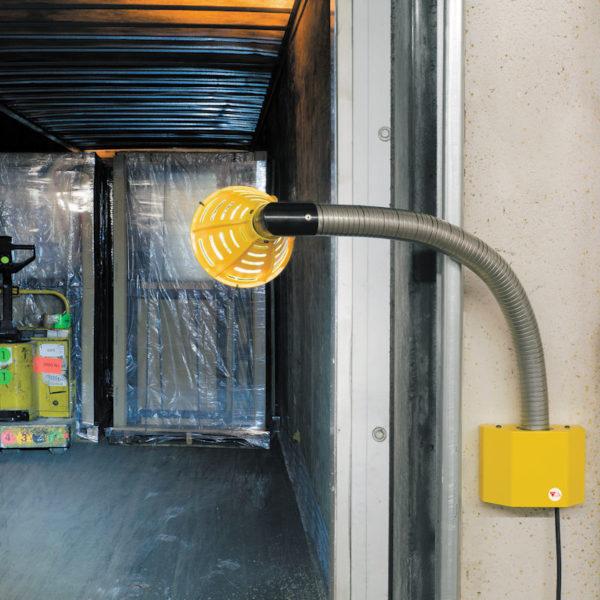 Gooseneck Industrial Light – DLGN-L1 Gooseneck LED Module Light