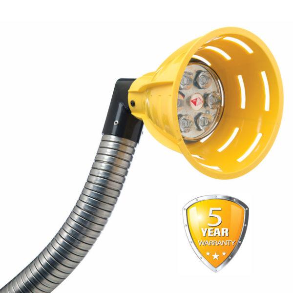 DLGN-120-PLED Gooseneck LED Light
